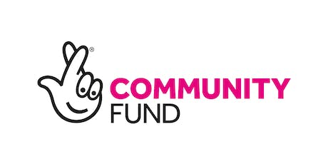 The National Lottery Community Fund: Group Workshop tickets