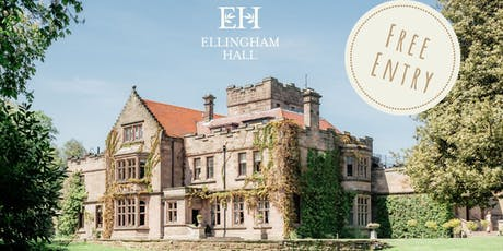 Ellingham Hall Summer Showcase - Wedding Open Day tickets
