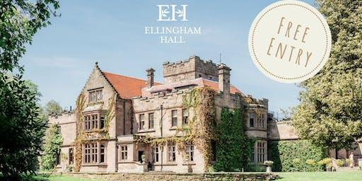 Ellingham Hall Summer Showcase - Wedding Open Day