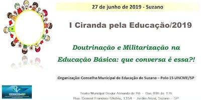 I Ciranda pela Educação/2019