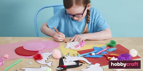 Kids' Craft Club Decorate Foam Shapes - Summer Holidays (Selected Stores)  biglietti