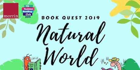 Book Quest : Colourful Birds (ages 8-12) / Oiseaux Colorés (8-12 ans) tickets