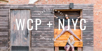 NJYC + WCP - Summer Yoga Love!