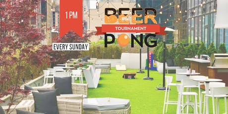 Rooftop Summer Beer Pong Tournament  tickets