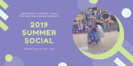 Independent Futures Summer Social tickets