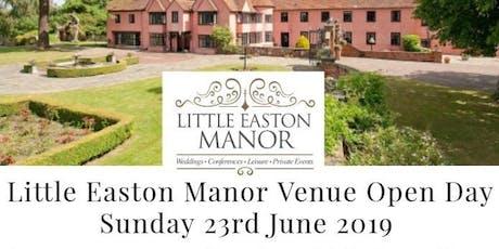 Little Easton Manor - Open Day  tickets