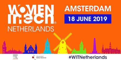 Women in Tech - The Netherlands tickets