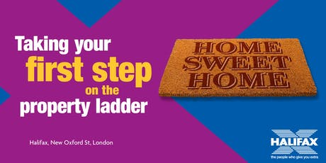 Taking your first step on the property ladder tickets