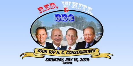 Red, White, & BBQ 2019 tickets