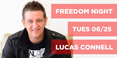 Freedom Night: Lucas Connell tickets