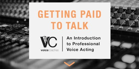 Minneapolis, MN - Getting Paid to Talk, Making Money with Your Voice tickets