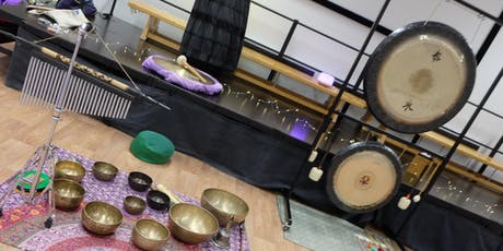 Gentle Yoga and Gong Bath Saturday 28th September 2019 tickets