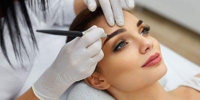 Microblading/Shading and Eyelash Extension Training Classes
