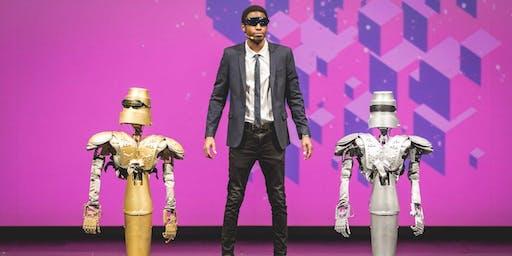 Danse avec les robots à Paris
