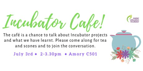 Education Incubator Cafe 2019 tickets