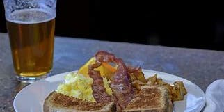 Father's Day brunch at Crooked Furrow Brewing