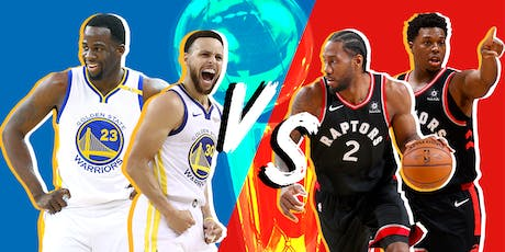Golden State vs Toronto: NBA Finals Game 7 Watch Party tickets