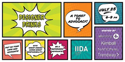 2019 Designer Drinks: A Toast to Advocacy