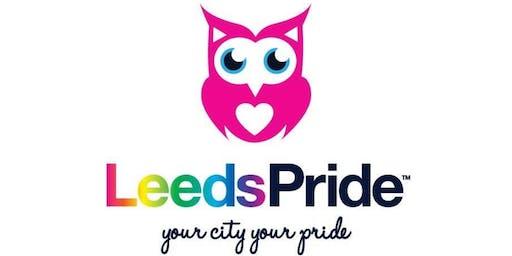 Leeds LGBT+ Sport Fringe Festival Parade March 2019