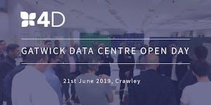 4D Gatwick Open Day: Tour a World Class Tier 3 Data...
