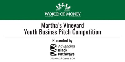 WorldofMoney Youth Business Pitch Competition General Audience Tickets