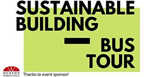 Sustainable Building Tour 2019