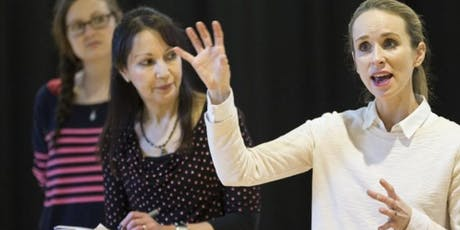 Voice for Performance: An Introduction - Evening Course (Mon/Wed) tickets