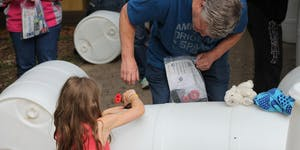 'Make and Take' Rain Barrel Workshop - Just $35!