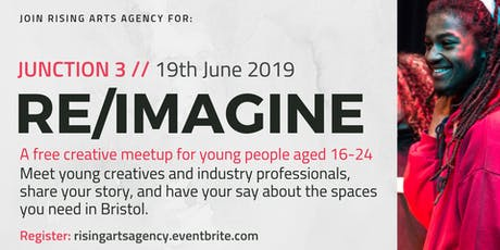 RE/IMAGINE: Junction 3 Creative Meetup tickets