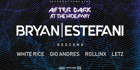 After Dark at The Hideaway tickets