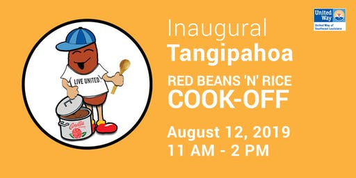 UWSELA's Inaugural Tangipahoa Red Beans 'N' Rice Cook-Off