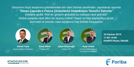 Gartner Raporunda Bir Türk Şirketi Nasıl Yer Aldı? tickets