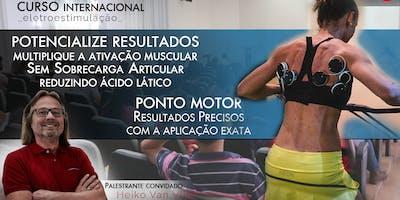 Curso Internacional de Eletroestimulação