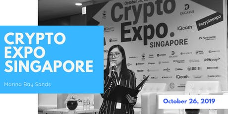 Crypto Expo Singapore 2019 tickets