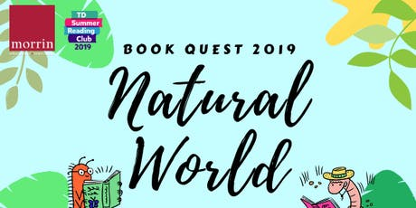 Book Quest : Snug as a Bug (ages 8-12) / Un monde d'insectes (8-12 ans) tickets