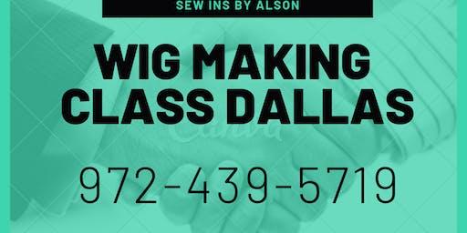 Wig Making Class Dallas