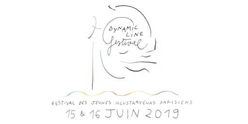 Dynamic Line Festival - le festival des jeunes illustrateurs parisiens