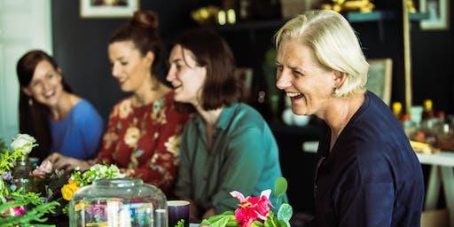 Floral Workshop & Afternoon Tea