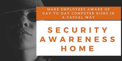 Security Awareness Home Training (English)