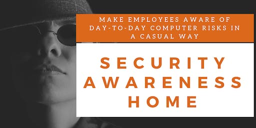 Security Awareness Home Training (English)