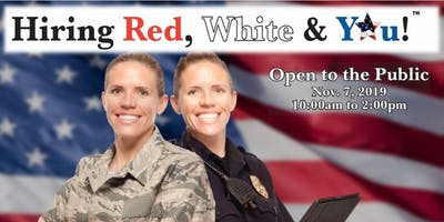 Hiring Red, White, and You 2019 EMPLOYER REGISTRATION