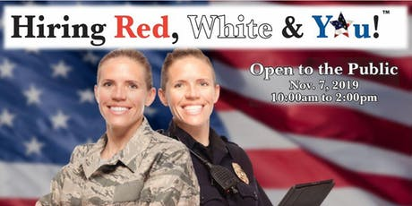 2019 Central Texas Hiring Red, White, and You EMPLOYER REGISTRATION tickets