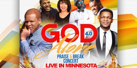 God Alone 4.0 tickets