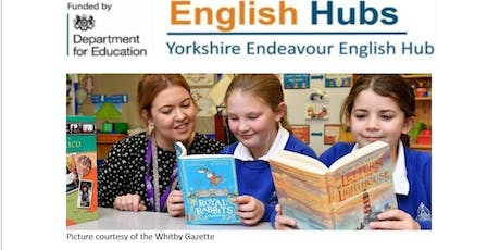 Yorkshire Endeavour English Hub - Open Event at New Earswick Primary School tickets