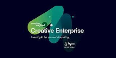 Screen Central Presents: Creative England's New Ideas Fund Explained tickets