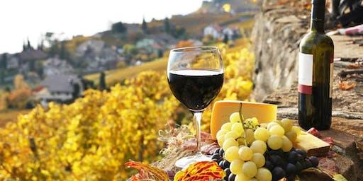 Taste of Spain Food and Wine Pairing