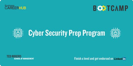 Cyber Security Preparation Bootcamp Day 3 Case Competition tickets