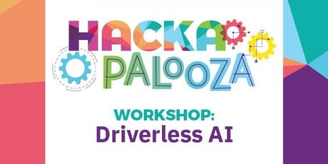 Workshop: Driverless AI entradas