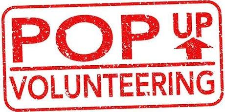 Pop-up Volunteering: Best First Day- School Supplies Drive tickets