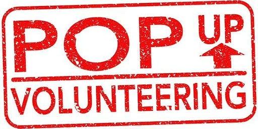 Pop-up Volunteering: Best First Day- School Supplies Drive